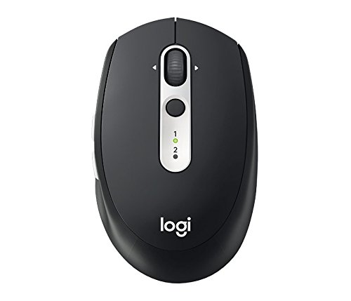 Logitech 910-005117 Wireless Mouse M585, Graphite