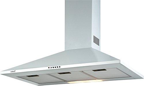 CATA OMEGA 600 WH De techo Blanco 645m³/h D - Campana (645 m³/h, Canalizado, D, F, B, 57 dB)