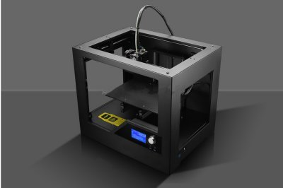 GOWE High Precision Aurora Desktop 3D Printer Machine Metal Frame with LED Screen Support PLA SD Printing , Easy to Operate