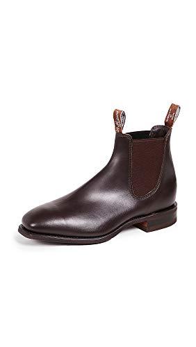 R.M. Williams Men's Comfort RM Boots, Chestnut, Brown, 8 Medium US