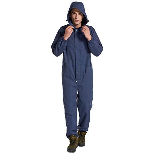 Strahlenschutzkleidung hohe Silberfaser,Mikrowelle elektromagnetische Strahlung Kleidung,Schutzkleidung,Arbeitskleidung shield Strahlung Anzüge,XL