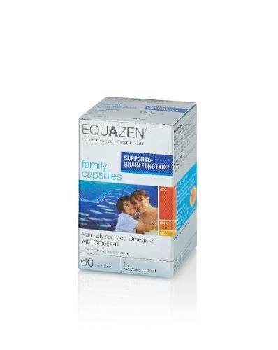 Equazen | Equazen Eye Q Capsules | 6 x 60s (ES)