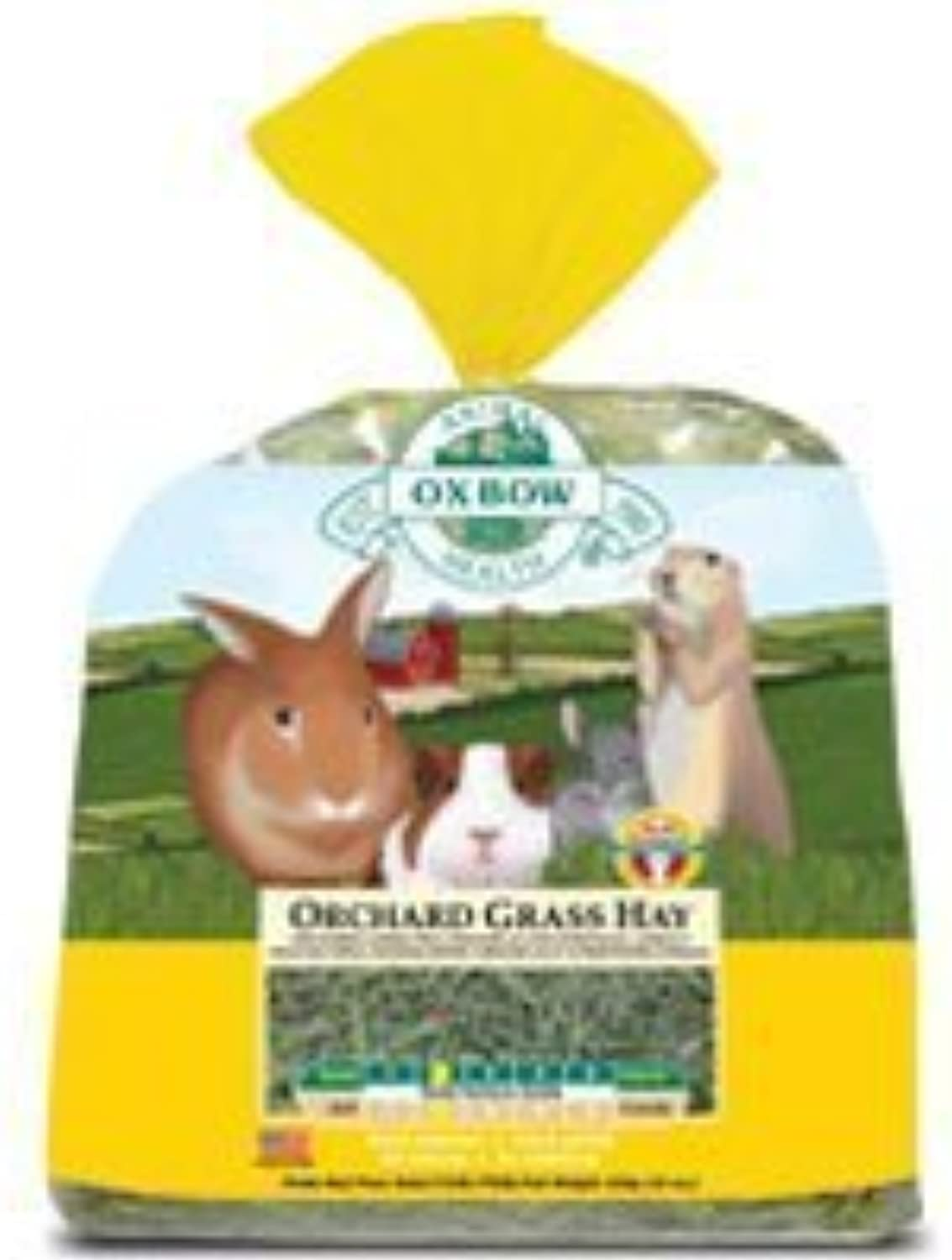 Oxbow Orchard Grass 9 lb by Oxbow Animal Health