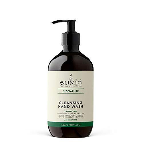 Sukin Signature Cleansing Hand Wash, 500 ml