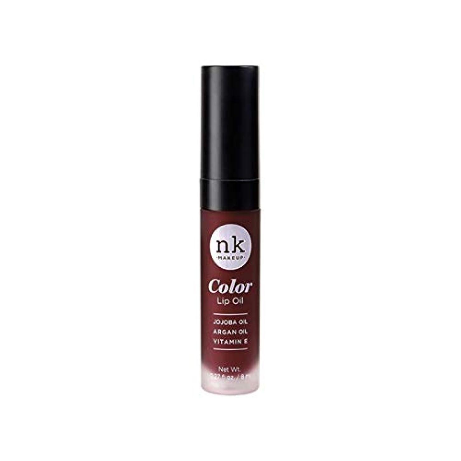 ホイットニーダイジェスト狂ったNICKA K Color Lip Oil - Regina (並行輸入品)