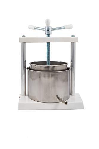 Torchietto premitutto medio - capacità 2,5 lt. - per agrumi, liquori, mirto