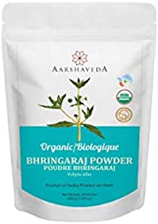 Aarshaveda Organic Bhringaraj Powder (200 gm)