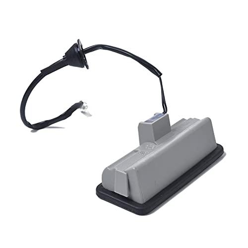 Durable Coche Tronco Tronco de la liberación de arranque del tronco Interruptor de plástico Interruptor de estreno de la puerta trasera OE: 1346324 19B514-AC Ajuste para las partes de Ford Focus Weara