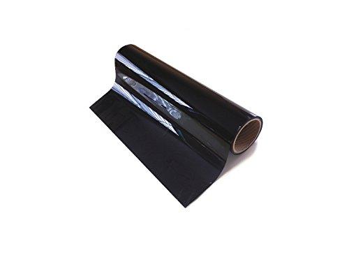 AUTOMAX izumi 切売カーフィルム 15% (小) 幅50cm 長さ1m~ ダークスモーク 業務用スモーク 切り売り