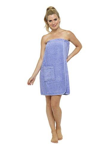 CityComfort Toalla para Mujer 100% algodón paño de SPA