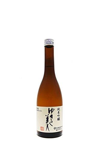 秋田醸造『ゆきの美人純米吟醸』
