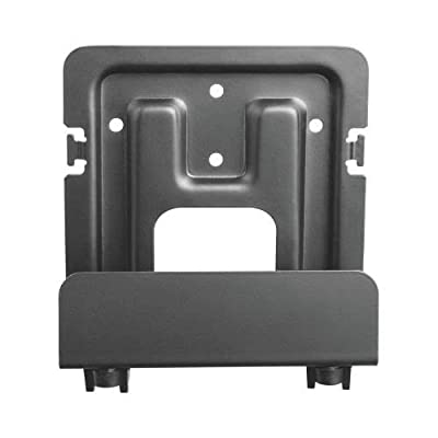 Mount Plus Streaming Media Player Wall Mounting Bracket for Most Small Devices Up to 2.2 lbs. - Apple TV, Roku, Fire TV, etc