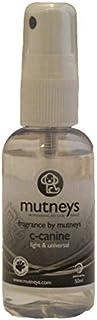 Mutneys Professional Pet Care C-Canine Dog Fragrance Spray, 50 ml