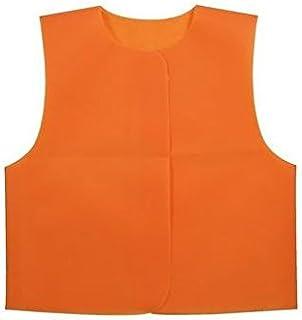 CU31562 衣装ベースSベストオレンジ