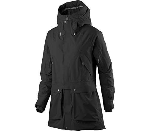 Houdini Womens Spheric Parka, S, True Black