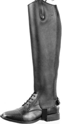 USG Stiefelschaft Echtleder, schwarz, 35 cm, 47 cm