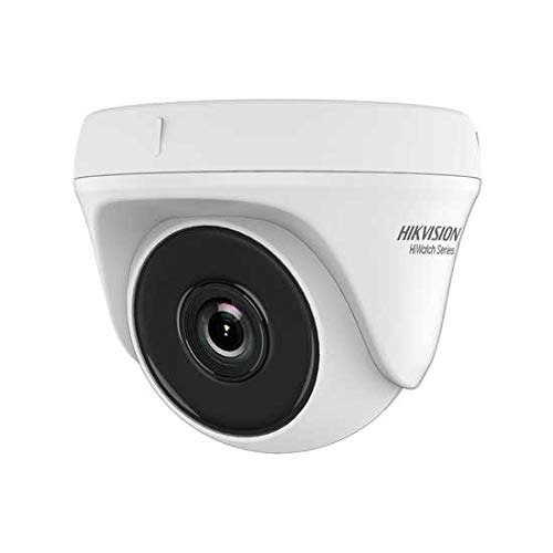 AndromedastoreHikvision HWT-T120-P Hiwatch series telecamera dome 4in1 TVI/AHD/CVI/CVBS hd 1080p 2Mpx 2.8mm osd IP20