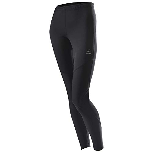 LÖFFLER Laufhose Tight Windstopper Softshell Damen 07326