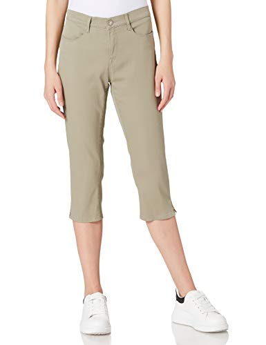 BRAX Damen Style Mary C Jeans, Khaki, 29W / 30L