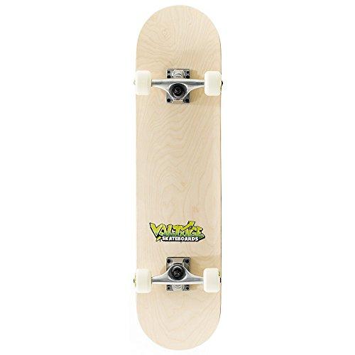 Voltage SB1500, Skateboard Unisex – Adulto, Giallo (YEL/Nat), Taglia Unica