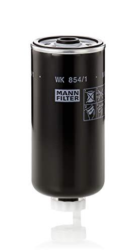 Original MANN-FILTER Filtro de Combustible WK 854/1 – Para automóviles