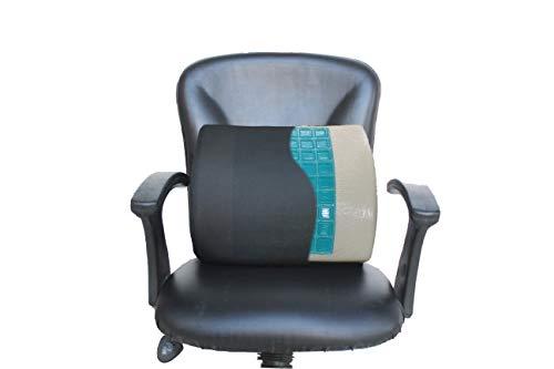 Bael Wellness Lumbar Support Back Cushion & Pillow. Gel Enhanced...