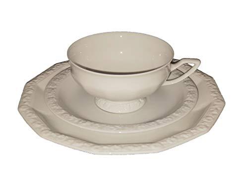 Rosenthal Classic Maria - Servizio da tè, 3 Pezzi, Colore: Bianco