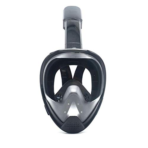 YXY Máscara de Buceo, máscara de Snorkel, Tipo seco Completo Impermeable y antivaho, Vista de 180 °