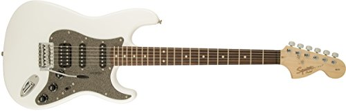Fender Affinity Strato Squier HSS OWT RW Guitarra Eléctrica