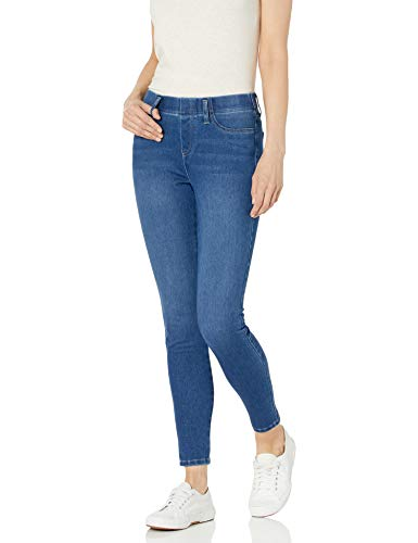 Amazon Essentials Skinny Stretch Pull-on Knit Jegging – Pants Mujer