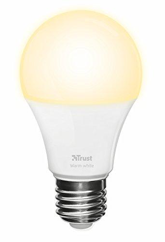 Trust KlikAanKlikUit Dimbare E27 LED lamp - Warm Wit ZLED-2709 - Premium Line (Zigbee)