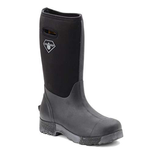 Skechers Women's Work: Weirton - Farous WP Waterproof Boot, Black, 10