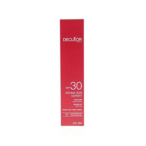 Decleor Huile d'étè SPF 30 Tous Types de Peaux 150 ml