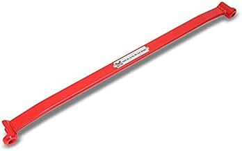 Megan Racing Strut Bar (Aluminum, Red, Rear Lower) Works with 13-16 Scion FR-S/13-17 Subaru BRZ 2.0L
