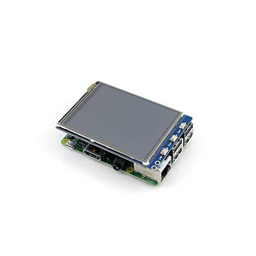 weichuang Accesorios Electrónicos 320x240 3.2 pulgadas Resistivo Pantalla Táctil TFT LCD Para RPi Accesorios Electrónicos Accesorios Electrónicos