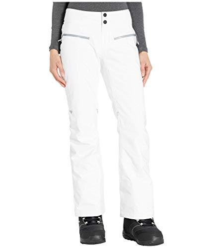 Obermeyer Womens Bliss Pant, White, 2