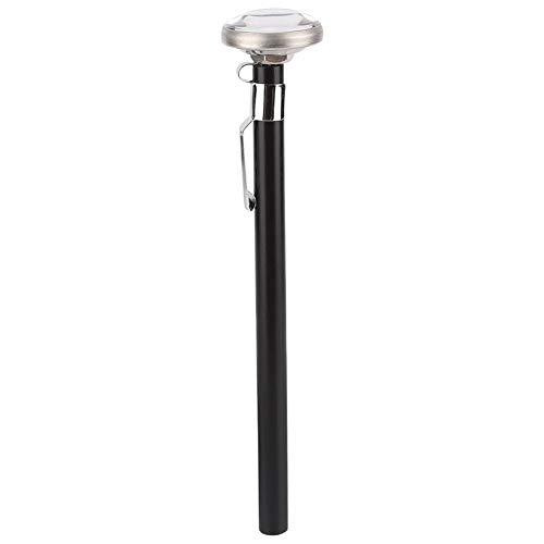 CUEA Milchsonden-Thermometer, Edelstahl, langlebig, stabil, bequem, Elegantes Milchthermometer, Milchküche