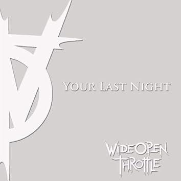 Your Last Night