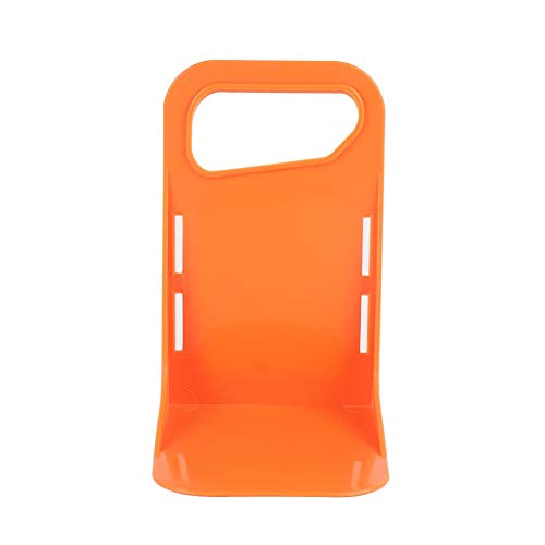 CVBN Soporte Multifuncional del Soporte de la Caja del Equipaje del Soporte del Estante Fijo del Maletero automático Trasero del Coche, Naranja