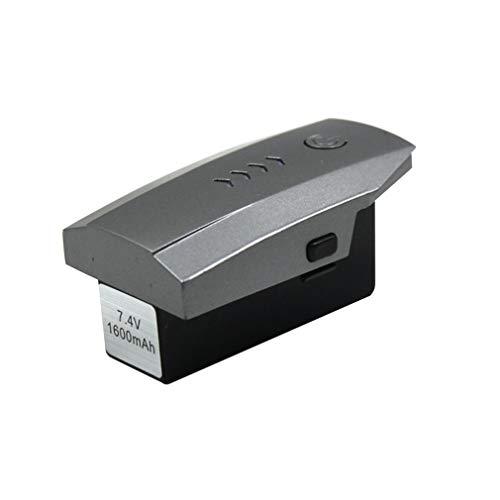 SG907 GPS Drone met 4K / 1080P HD Camera 5G Anti-shake FPV RC Helicopter Zwart 1600MAH batterij