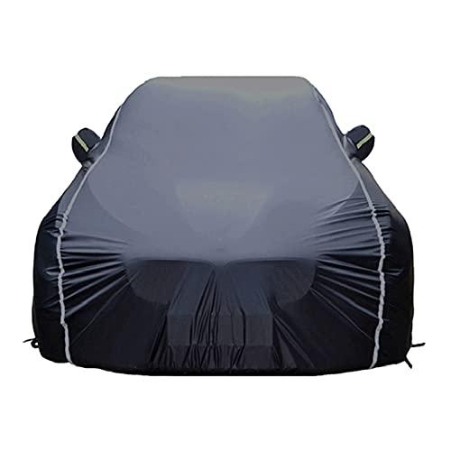 Cubierta del automóvil Compatible con BMW, 5 Series 6 Series Cubierta al aire libre al aire libre Cubiertas exteriores a prueba de agua Cubierta de coche Anticongelante Ventana Universal al aire libre