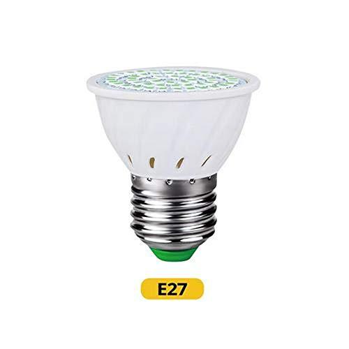 FGFGG Lampada germicida a raggi ultravioletti con lampada a sterilizzazione a ozono UV, lampadina per disinfezione domestica per cucina, bagno, sala da pranzo, camera da letto, soggiorno