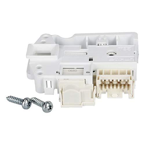Türverriegelung Magnetverschluss Verschluss Verriegelung Türkontaktschalter Relais Bitron DL-S2 Waschmaschine ORIGINAL Amica 1030043