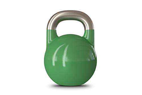 HOLD STRONG Fitness Elite Competition Kettlebell – Gewicht 8 bis 32 kg – HS.RL-CKB - Wettkampf Kettlebell (24)