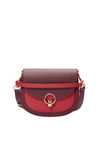s.Oliver Damen Elegante Shoulder Bag black berry 1