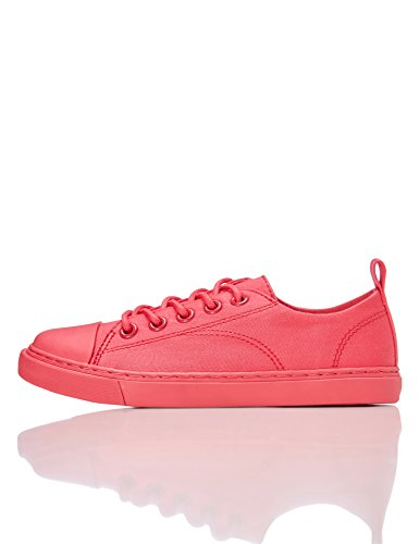 RED WAGON Sneakers à Lacets Fille, Rose (Pink), 23 EU