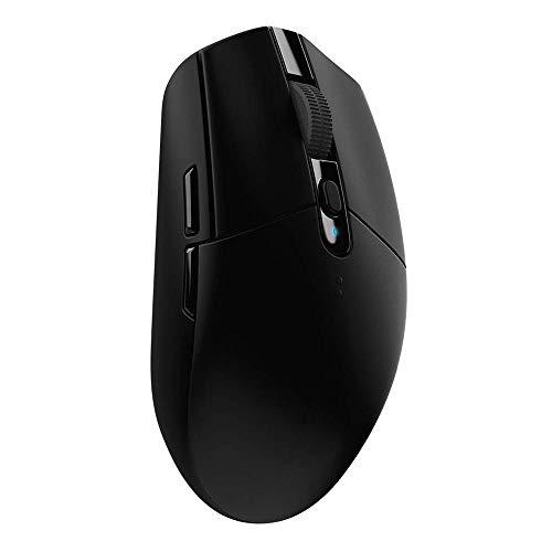 Wireless Gaming-Maus mit Sensor (DPI, Leicht, PC Gaming, Tunable mit 6 programmierbaren Tasten, Lange Akkulaufzeit, kompatibel mit Windows, Mac und Chrome OS)