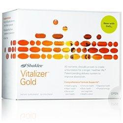 Shaklee® Vitalizer® Gold with Vitamin K 30 Vita Strips