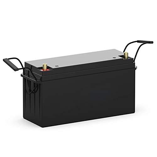 OANCO Paquete De Batería Lifepo4 De 12 V 200 Ah,Fosfato De Iones De Litio De Ciclo Profundo De 12,8V,para Carro De Golf EV Marine RV,con Cargador De 20A