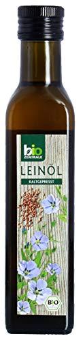 Bio Zentrale Bio-Leinöl